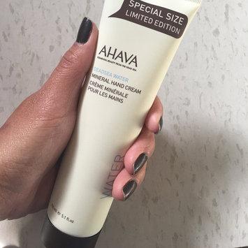 Photo of AHAVA Mineral Hand Cream uploaded by Rachel U.