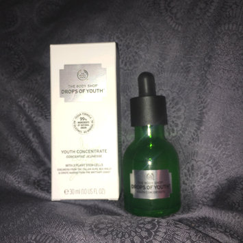 Photo of THE BODY SHOP® Drops Of Youth™ Youth Concentrate uploaded by Brittany M.