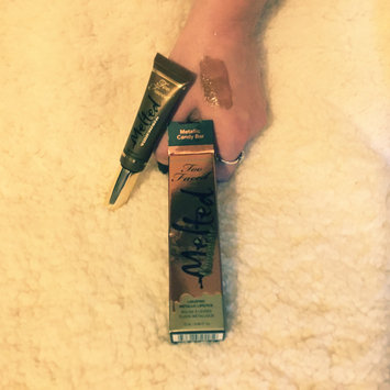 Photo of Too Faced Melted Metal Liquified Metallic Lipstick uploaded by MzMeg n.