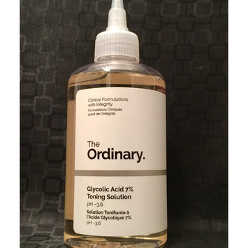 Photo of The Ordinary Glycolic Acid 7% Toning Solution uploaded by Michael T.