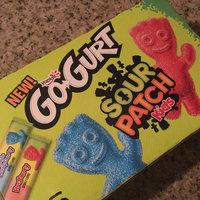 Go-Gurt® Sour Patch Kids Blue Raspberry & Redberry Yogurt uploaded by Jennifer S.