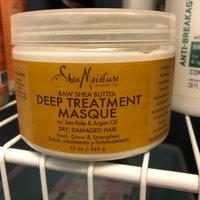 SheaMoisture Raw Shea Butter Deep Treatment Masque w/ Sea Kelp & Argan Oil uploaded by Karlie B.