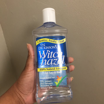 Photo of T.N. Dickinson's Witch Hazel Astringent uploaded by Shekinah C.