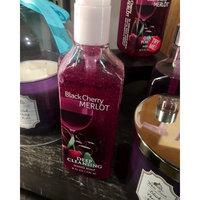 Bath & Body Works Black Cherry Merlot Deep Cleansing Hand Soap uploaded by Sydney 💋.