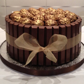 Photo of Ferrero Rocher Fine Hazelnut Chocolates Candy, 16 count uploaded by Rita L.