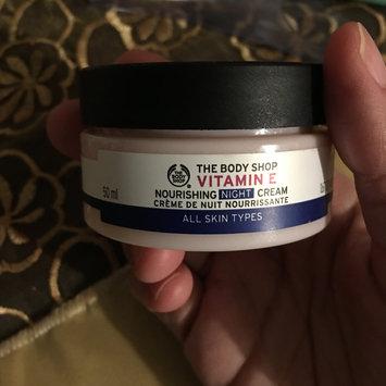 Photo of THE BODY SHOP® Vitamin E Nourishing Night Cream uploaded by Norhan A.