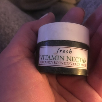 Photo of fresh Vitamin Nectar Vibrancy-Boosting Face Mask uploaded by Lisa F.
