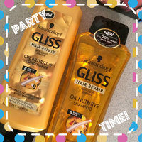Gliss™ Hair Repair™ Oil Nutritive Conditioner 13.6 fl. oz. Squeeze Bottle uploaded by Bridgett B.