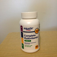 Equate Complete Multivitamin Dietary Supplement uploaded by Nka k.