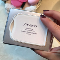 Shiseido Refreshing Cleansing Sheets uploaded by Edita P.
