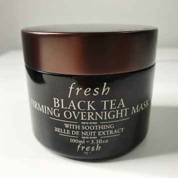 Photo of fresh Black Tea Firming Overnight Mask uploaded by N A.