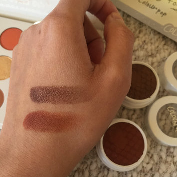 Photo of ColourPop Super Shock Eye Shadow Collection uploaded by Abby L.