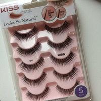 KISS Looks So Natural Shy False Eyelashes, 5 pr uploaded by Sammi Z.