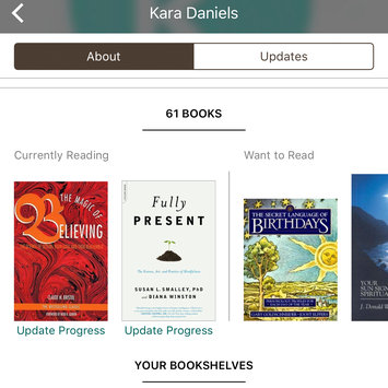 Photo of Goodreads.com  uploaded by Kara D.
