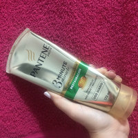 Pantene 3 Minute Miracle Smooth & Sleek Deep Conditioner uploaded by Kaliza M.