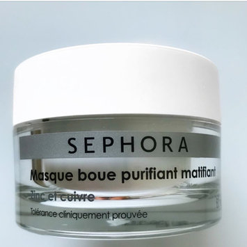 Photo of SEPHORA COLLECTION Mud Mask Purifying & Mattifying 1.0 oz/ 30 mL uploaded by Yasmeen Y.
