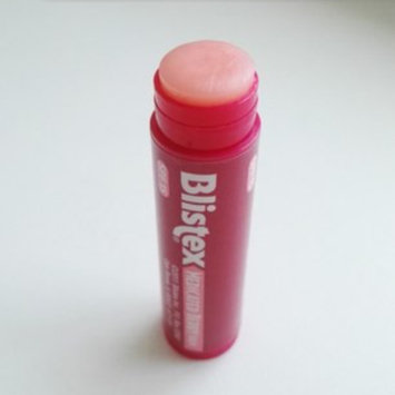 Photo of Blistex Medicated Lip Balm, SPF 15, Berry, .15-Ounce Tubes (Pack of 8) uploaded by Katy P.