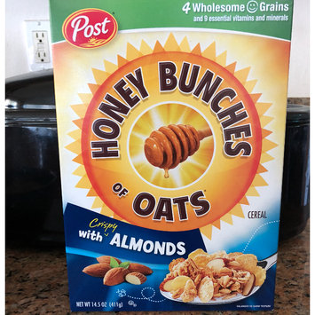 Photo of Honey Bunches of Oats with Almonds uploaded by Brandi P.
