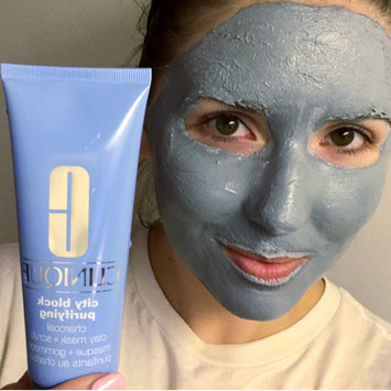 Photo of Clinique City Block Purifying™ Charcoal Clay Mask + Scrub uploaded by Lauren D.