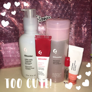 Photo of Glossier Cloud Paint uploaded by Tiffany T.