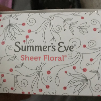 Photo of Summer's Eve Island Splash Cleansing Cloths for Sensitive Skin - 16 CT uploaded by Lisa C.