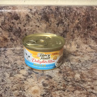 Purina Fancy Feast Delights Tuna & Cheddar Cheese Feast in Gravy Grilled Gourmet Cat Food uploaded by Miranda F.