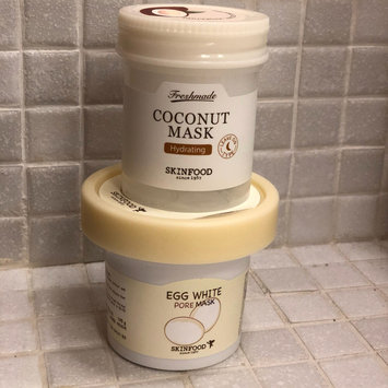 Photo of Skin Food SkinFood Egg White Pore Mask, 2.40 Ounce uploaded by Brittany M.