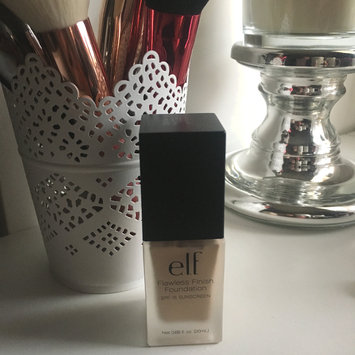 Photo of e.l.f. Flawless Finish Foundation uploaded by Allison H.
