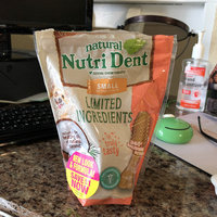Nylabone Nutri Dent Limited Ingredients Coconut Dog Treats, 4.9 oz. uploaded by Angel D.