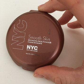 Photo of NYC Smooth Skin Bronzing Face Powder uploaded by Tania B.