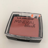 L.A. COLORS Mineral Blush uploaded by Tania B.