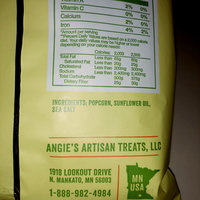 Angie's® Boom Chicka Pop® Sea Salt Popcorn uploaded by Jessica T.