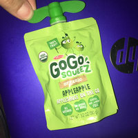 GoGo SQUEEZ APPLE APPLE APPLESAUCE ON THE GO uploaded by alejandra_canales C.