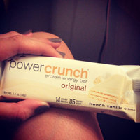 Power Crunch Protein Energy Bar Original French Vanilla uploaded by Emely M.