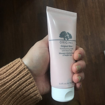 Photo of Origins Original Skin Retexturing Mask with Rose Clay uploaded by Candice R.
