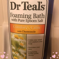 Dr Teal's® Comfort & Calm Foaming Bath With Pure Epsom Salt uploaded by Porsche R.