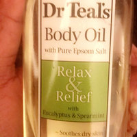 Dr Teal's® Relax & Relief Bath & Body Oil uploaded by Porsche R.