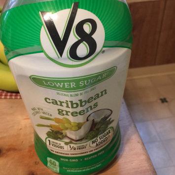 Photo of V8® Caribbean Greens Vegetable & Fruit Juice uploaded by Dawn M.