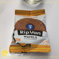 Rip Van Wafels Snack Wafels, Honey and Oats uploaded by Aydin A.