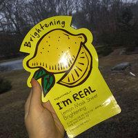 TONYMOLY I'm Real - Lemon Face Mask Sheet - Brightening uploaded by Rachel n.
