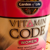 Garden of Life Vitamin Code Women's Multi uploaded by Renata P.