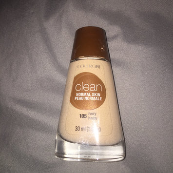 Photo of COVERGIRL Clean Liquid Makeup uploaded by Annie M.