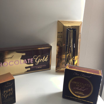 Photo of Too Faced Melted Gold Liquified Lip Gloss Melted Gold 1.8 oz uploaded by Nadine M.