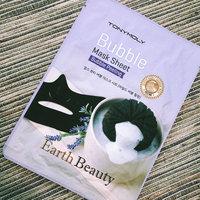 Tony Moly Bubble Mask Sheet uploaded by Jonna S.