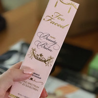 Too Faced Tinted Beauty Balm Multi-Benefit uploaded by Whitney B.