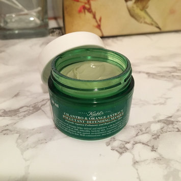 Photo of Kiehl's Cilantro & Orange Extract Pollutant Defending Mask uploaded by Millie Y.