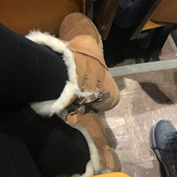 Women's Ugg 'Bailey Bow Ii' Genuine Shearling Lined Boot, Size 6 M - Brown uploaded by Vicki A.