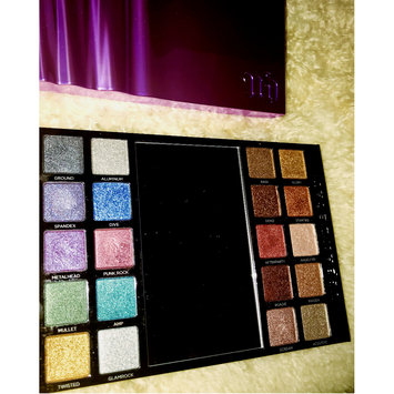 Photo uploaded to Urban Decay Heavy Metals Metallic Eyeshadow Palette by Julia B.
