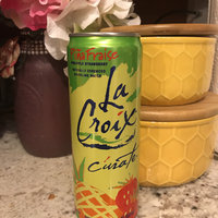 La Croix Curate Pina Fraise Pineapple Strawberry uploaded by Emily F.