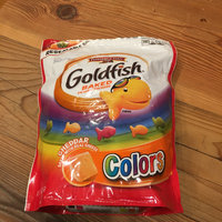 Goldfish® Colors Cheddar Baked Snack Crackers uploaded by Jessica S.